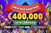 Le Noël de Playamo ! Jouez pour 330,000€ de récompenses