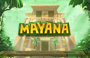 Machine à sous Mayana de Quickspin, sortie aujourd'hui
