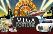 Jackpot de 3.5€ millions chez Mega Fortune ce week-end