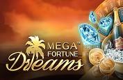 4,6€ millions touchés cette semaine sur Mega Fortune Dreams !