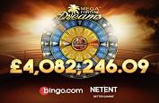 Un Britannique remporte 4€ millions sur Mega Fortune Dreams !
