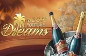 3,039,972€ de jackpot Mega Fortune Dreams
