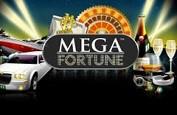 Mega Fortune, toujours au top de l'industrie des machines à sous en ligne !