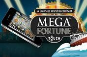 Le dernier jackpot de Mega Fortune pour 8.6€ millions est un nouveau record mobile