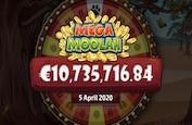 Un joueur a remporté 10,7€ millions sur le casino en ligne JackpotCity !