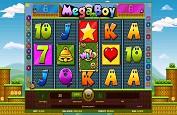 iSoftBet reprend les codes visuels des vieux jeux vidéo pour sa nouvelle slot Mega Boy