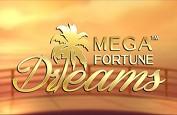Jackpot Major de 255.173 euros sur Mega Fortune Dreams