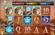 Premier Major Jackpot pour Mega Fortunes Dreams - 117.027€