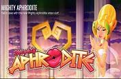 Mighty Aphrodite, la nouvelle slot divine de Rival
