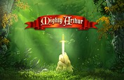 Mighty Arthur, décrochez l'épée Excalibur avec l'aide de l'enchanteur Merlin