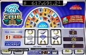 La machine à sous Millionaires Club envoie 1.384.813$ à un joueur