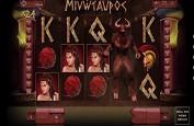 La slot Minotaurus récompense un joueur avec un énorme multiplicateur de x1,160