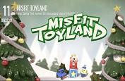 Misfit Toyland, la machine à sous de Noël par Rival Gaming