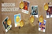 Mission Discovery pour gagner des bonus tous les jours jusqu'au dimanche 22 juillet