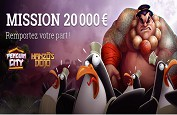20,000€ à gagner sur les slots Yggdrasil jusqu'à dimanche 9 septembre