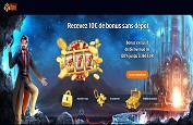 Bonus Exclusif Monte Cryptos ! 10€ gratuit + Bonus sur dépôt avec Mega Spins