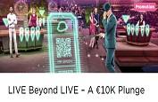 LIVE Beyond LIVE : l'offre à 10,000€ de Mr Green