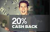 Bonus cashback de 20% sur MrXbet ce week-end
