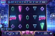 Neon Rush Splitz, nouvelle slot Yggdrasil futuriste