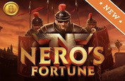 Nero's Fortune, une création Quickspin qui va enflammer Rome