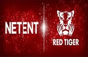 Netent rachète le développeur Red Tiger pour 197£ millions
