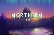 Observez le ciel nordique avec la slot en ligne Northern Sky