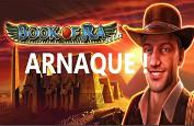 Des fausses machines à sous Novomatic repérées sur France Casino et MegaJackpot ! Fuyez l'arnaque !