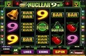 Un joli jackpot de 160.000 euros sur la machine Nuclear 9s de Microgaming