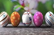 Week-end de Pâques chargé en promotions