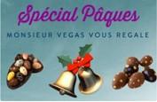 Un week-end de Pâques rempli de cadeaux chez Monsieur Vegas