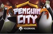 Penguin City, la machine à sous en ligne de l'année ?