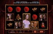 Phantom of the Opera adapté en machine à sous par le géant Microgaming