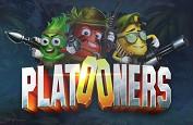 Platooners, une version machine à sous délirante du film Platoon, par ELK Studios