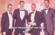Play'n GO honoré aux EGR B2B Awards avec le prix de fournisseur de machines à sous de l'année