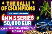 Promotion exceptionnelle de Playamo avec 50,000€ à se partager