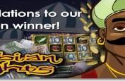 Précisions sur les jackpots Netent de Mega Fortune et Arabian Nights