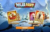Polar Paws, la machine à sous de Noël par Quickspin