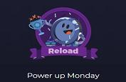 Power Up Monday : le bonus de 50% du lundi sur mBit
