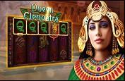 Queen Cleopatra, la nouvelle arrivée des casinos en ligne Novomatic