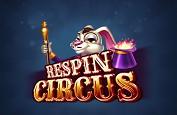 Respin Circus, une belle machine à sous ELK studios sur un cirque chaleureux