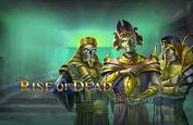 Rise of Dead, nouvelle slot Play'n Go mêlant Egypte Antique et Zombies