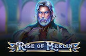Rise of Merlin, une adaptation en machine à sous du développeur Play'n GO