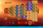 Rome: Caesars Glory, à l'opposé de Noël avec son armée romaine