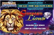 Stellar Seregenti Lions, nouvelle machine à sous Lightning Box