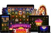 Serengeti Kings, nouvelle slot Netent avec une mécanique de bonus réguliers