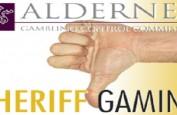 Sheriff Gaming perd sa licence auprès de la Commission d'Alderney
