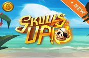 Skulls Up, nouvelle slot Quickspin direction le trésor des pirates