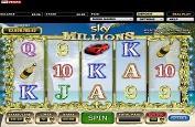 Jackpot massif de 2.389.933£ sur la machine à sous Sky Millions