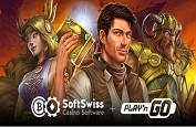 Les jeux Play'n GO bientôt disponibles sur les plateformes Softswiss