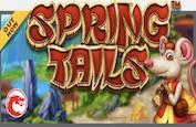 Spring Tails : Betsoft fête l'année du rat avec sa nouvelle slot en ligne